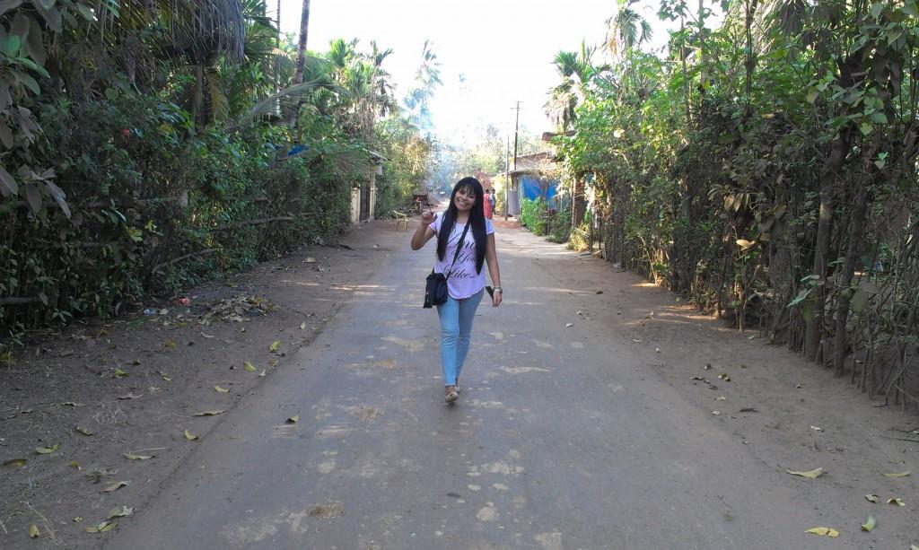 A walk through the lanes of Diveagar