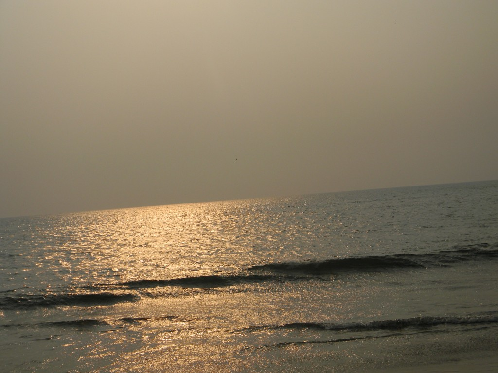 Sea view at Velneshwar Beach