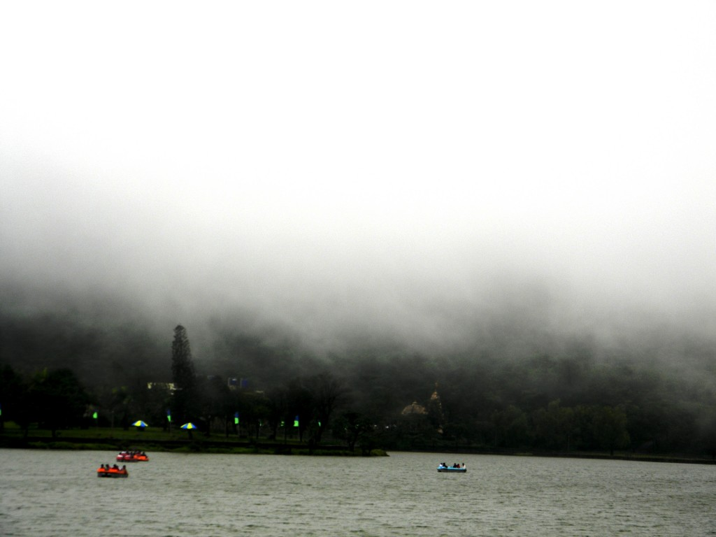 Picturesque Saputara Lake