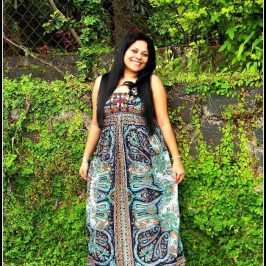 Maxi dress – Traditional paisley print!!!