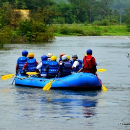 River Rafting @ Kolad!!!