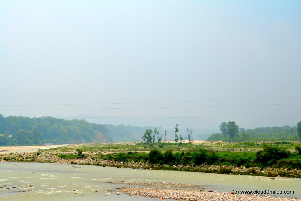 Kosi River!