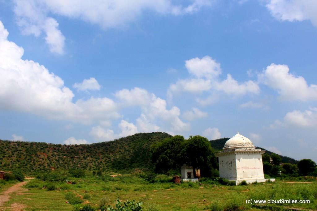 Aravali Range!!