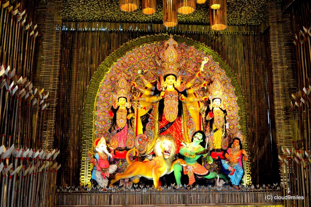 Durga Puja- Kolkata (116)