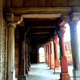 Sultan Ghari's Tomb – Delhi!!!