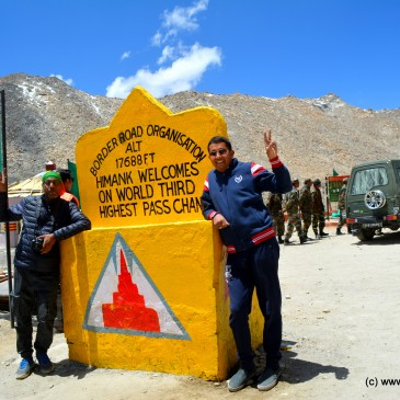 Leh – Ladakh Diaries – Leh to Pangong Tso (153 KM)