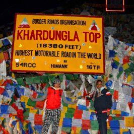 "Leh Ladakh – Land of ""La"" the High Mountain Passes"