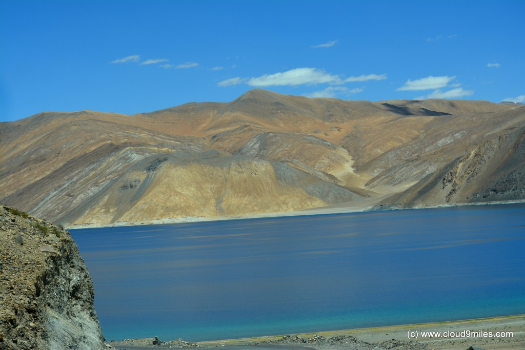 Good Bye Pangong but you will always remain alive in our memory!