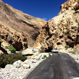 Leh – Ladakh Diaries – Pangong Tso to Nubra Valley (163 KM)