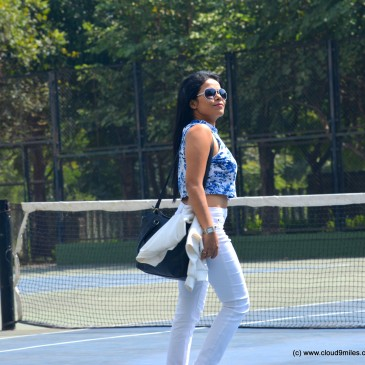 Autumn & Spring – Time to Style Crop Top
