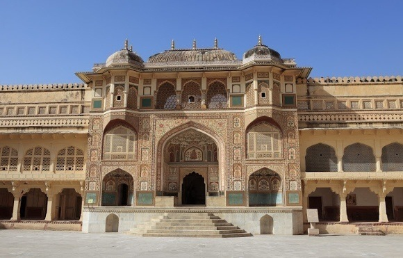 The Amber Palace of Jaipur