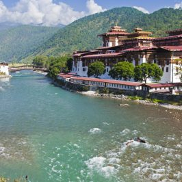 Bhutan Expedition by Road – Pre-planning & Roadmap