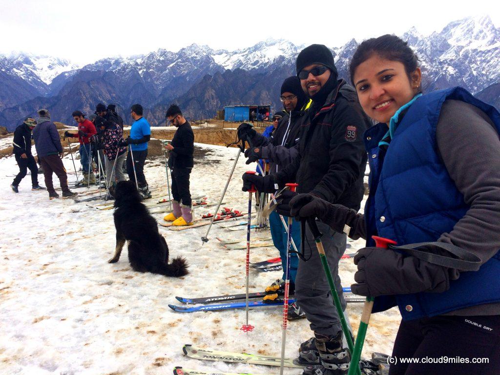Skiing (120)