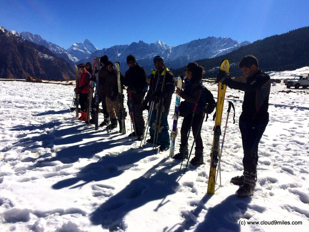 Skiing (60)