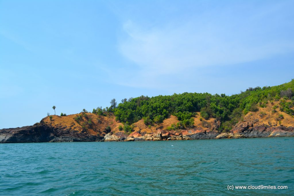island gokarna beach resort