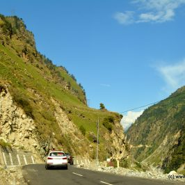Spiti Expedition – First Step – Delhi – Narkanda – Sangla (643 KMs)
