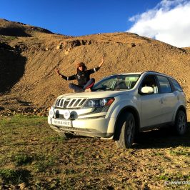 Spiti Expedition – High Landmark's – Kaza – Hikkim – Komic