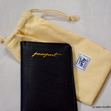 Review – Passport Holder by Urby