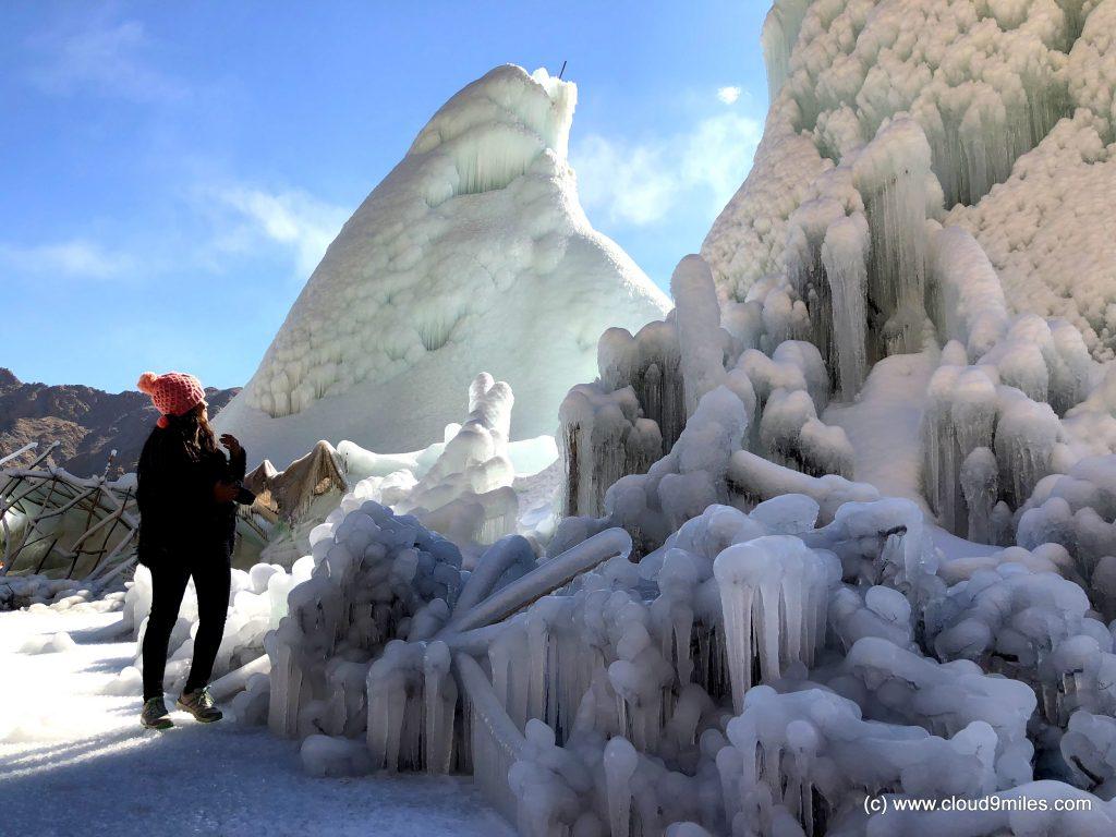 Ice Stupa (42)