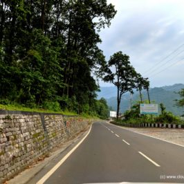 Bhutan Road Trip –  The Beginning – Delhi to Phuentsholing