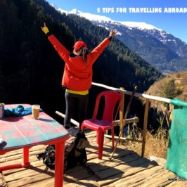 5 Tips for Staying Safe While Travelling Abroad