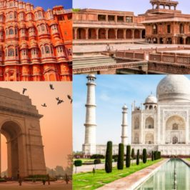 12 Best Places to Visit in India | Golden Triangle Tour
